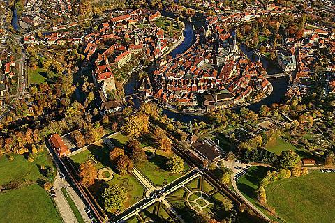 Český Krumlov (UNESCO), zdroj: Libor Sváček archiv Vydavatelství MCU
