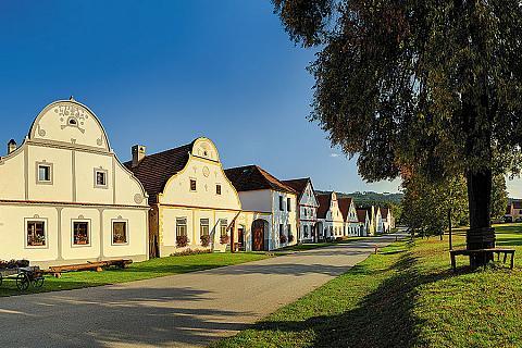 Holašovice, zdroj: Libor Sváček archiv Vydavatelství MCU