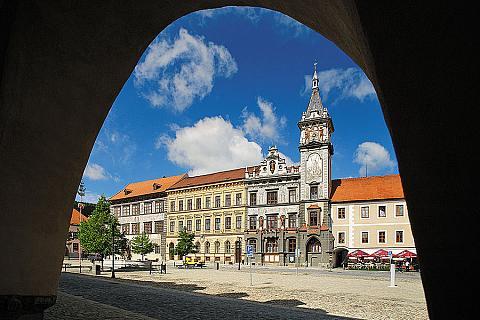 Prachatice, zdroj: Libor Sváček archiv Vydavatelství MCU