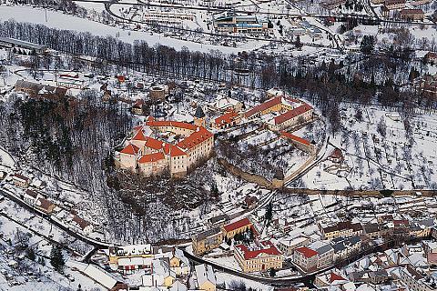 Vimperk, zdroj: Libor Sváček archiv Vydavatelství MCU