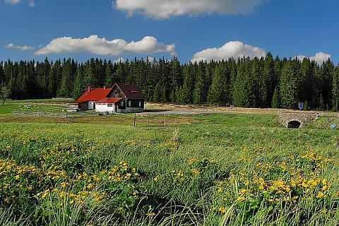 Horská Kvilda, zdroj: Libor Sváček archiv Vydavatelství MCU