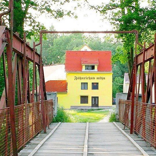 Fahnrichův mlýn